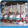 China melhor qualidade de farinha de milho e grits máquinas de moagem