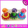 2014 het nieuwe Stuk speelgoed van de IQ van de Kinderen van Popualr van het Stuk speelgoed van de IQ van Jonge geitjes Houten Leuke Mini, het Hete Stuk speelgoed W13e043 van de IQ van de Baby van de Verkoop Kleurrijke Houten