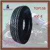 Lange Lebensdauer-Motorrad-inneres Gefäß des ISO-Nylon-6pr, Dreiradreifen 400-8