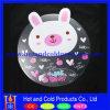 Mouse pad Gel bonito, Mouse pad PVC cheios de líquido