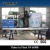 Creatore di ghiaccio del fiocco di Focusun 5t 10t 15t 20t