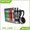 500ml Electric Self-Stirring Taza inoxidable Ssteel Mezcla Drinking Cup para la mañana, Oficina, Viajes