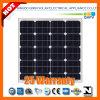60W 156*156моно-кристаллических солнечная панель