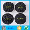 Filtro de medios de antracita del alto carbón fijo en China