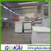 Tarjeta de la espuma del PVC de los materiales de construcción con la superficie muy enseñada