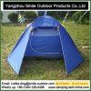 Campeur heureux 3&#160 ; Tente imperméable à l'eau de touristes de personne pour camper