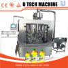 La botella de aceite vegetal de llenado / máquina de embalaje
