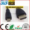 Micro della fabbrica al cavo maschio di HDMI (HL-128)