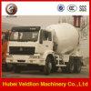 LHD Z.o.z. 20 Ton van de Tankwagen van de Concrete Mixer
