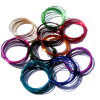 China Supply Aluminum Colorful Craft Wire