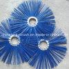 Cepillo material azul de los PP Sun para la máquina del saneamiento (YY-486)