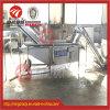 Machine végétale de nettoyage de bulle de rondelle de nourriture de machine à laver