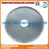 Herramienta divisoria Junta plana de diamante circular vio la lámina para el corte de cobre