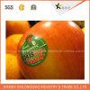 Autoadesivo su ordinazione della frutta di prezzi di fabbrica di alta qualità
