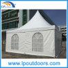Frame di alluminio Party Wedding Event Marquee Pagoda Tent con Wood Floor