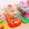 Büro-automatisches Briefpapier Use15 bedeckt elektrisches Hefter-Schule-Mehrfarbenzubehör