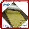 Couverture isolante de laine de verre avec le papier d'aluminium