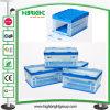 Faltbarer transparenter Ablagekasten-Raum-Plastikrahmen mit Kappe