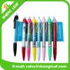 stylos en plastique colorés de bannière d'individus avec le logo fait sur commande (SLF-LG019)