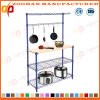 Регулируемые полки дома кухни индикации провода крома (ZHw173)