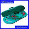 Новые романные тапочки PVC печати Rose для человека (13L029)