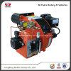 Hornilla diesel del petróleo ligero industrial del certificado 24-4151kw del Ce para la caldera