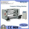 HochgeschwindigkeitsComputer Control Slitter Rewinder für Roll Plastic Film