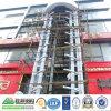 Eje de elevación prefabricado de la estructura de acero