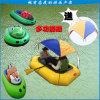 Шлюпка управляемая батареей игрушки Powred 12V 33ah для 1-2 малышей с пробкой тела FRP и брезента PVC