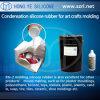 Жидкостные материалы силиконовой резины для делать прессформы колонки (HY630)