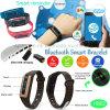 Sommeil de santé contrôlant le bracelet intelligent avec la fréquence cardiaque Hb02