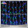Luz interna ao ar livre da cortina do Natal de CE/RoHS