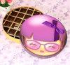 De manier Afgedrukte Doos van de Gift van de Opslag Cooky