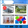 Perspex Cast Acrylic Sheet per il giardino Highquality Best Price Supplier Customized Color & Size di Photos Home