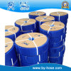 Tuyau industriel Irrigator de l'eau molle de PVC Layflat d'irrigation