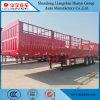 de Aanhangwagen van de Vrachtwagen van de Staak van 12.5m van Fabriek van de Aanhangwagen van China de Semi