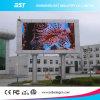 Luminância elevada impermeável da cor cheia do quadro de avisos do diodo emissor de luz Digital do anúncio ao ar livre do Bst P8 RGB SMD