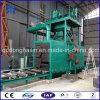 Qh69 серии роликовый конвейер с помощью дробеструйная очистка машины для сталей