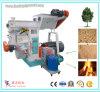 Máquina de procesamiento de troncos de madera para hacer pellets de madera