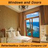 Fenêtre en bois en aluminium et inclinaison style européen