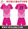 Healong Dri misura il pullover unico di calcio stampato Digital