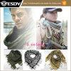Écharpe arabe de l'arabe de coton de Hijabs de désert tactique protégeant du vent militaire de Shemagh