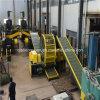 Автоматическое удаление отходов переработки шин линии