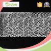 Accesorios de la ropa africana de encaje de algodón para las muchachas vestido de fiesta