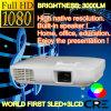 セリウムの証明の小型映画館のホームシアタープロジェクター