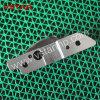 Peça de alumínio fazendo à máquina do CNC para a peça de precisão do equipamento da arruela