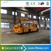200kg 4X2 Isuzu hoher Aufzug-Plattform-Wannen-Kran-LKW