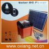 Mini système de d'éclairage solaire à la maison de C.C