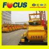 工場直接販売の二重水平シャフトの具体的なミキサーJs500