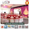 1000명의 사람들 판매를 위한 Truss 마루 시스템을%s 가진 호화스러운 결혼식 천막